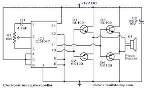 image result for mosquito repellent circuit diagram pdf circuitElectronic Mosquito Repellent Circuit #21