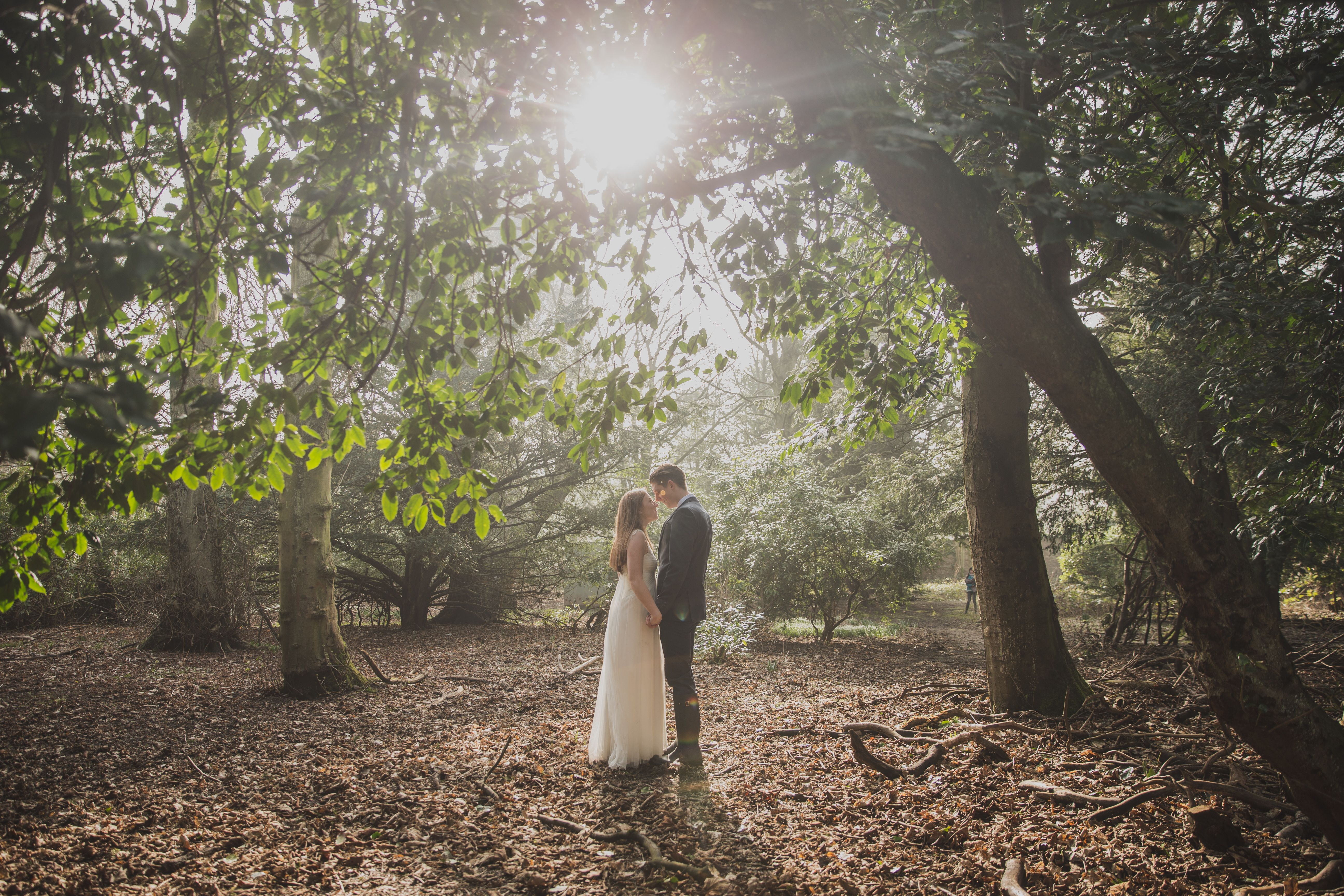 Enchanted Woodland Weddings At Beamish Hall Http Www Co Uk Wedding Venues North East