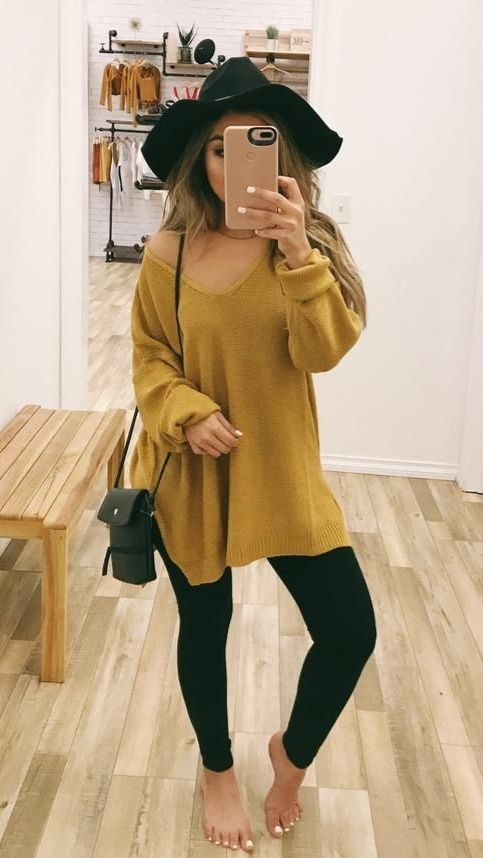 Fall fashion Trends 2019 #style #fashionista #mystyle #outfitswithhats