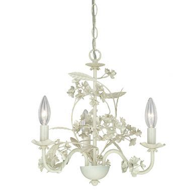 Leilani 3 light candle chandelier bedroom pinterest mini leilani antiqued white three light mini chandelier vaxcel candles without shades mini chan aloadofball Gallery