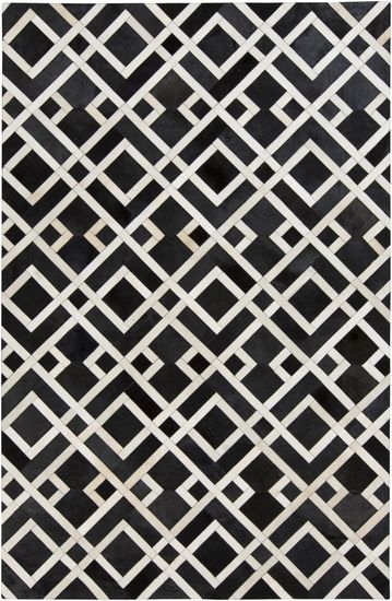 New Trail Collection Rug Has Amazing Trellis Pattern And Is Made - New patterned rugs designs