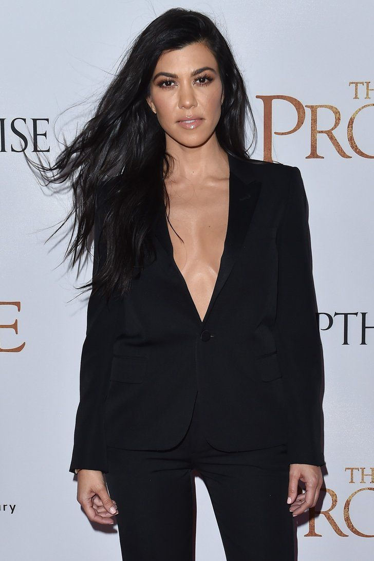 Weull Give You  Try to Guess Kourtney Kardashianus Age but You