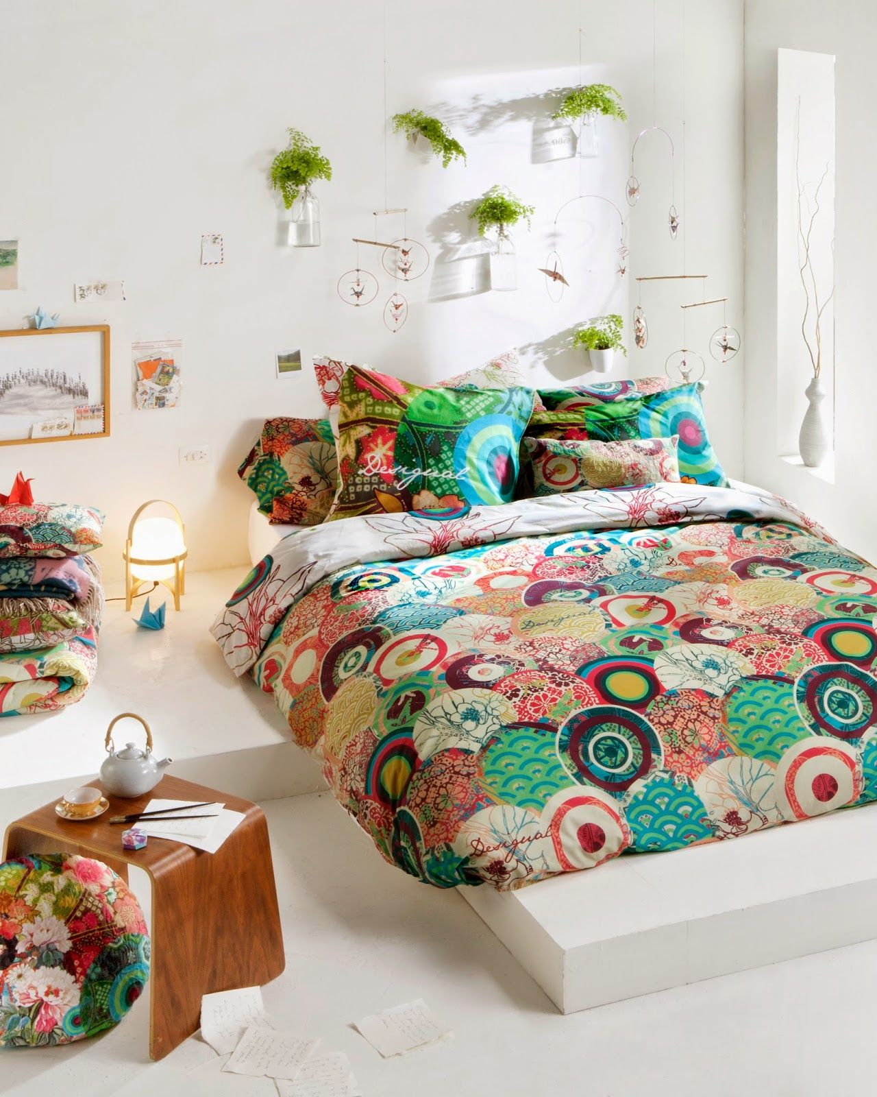 Rooms desigual living desigual pinterest home - Desigual home decor ...