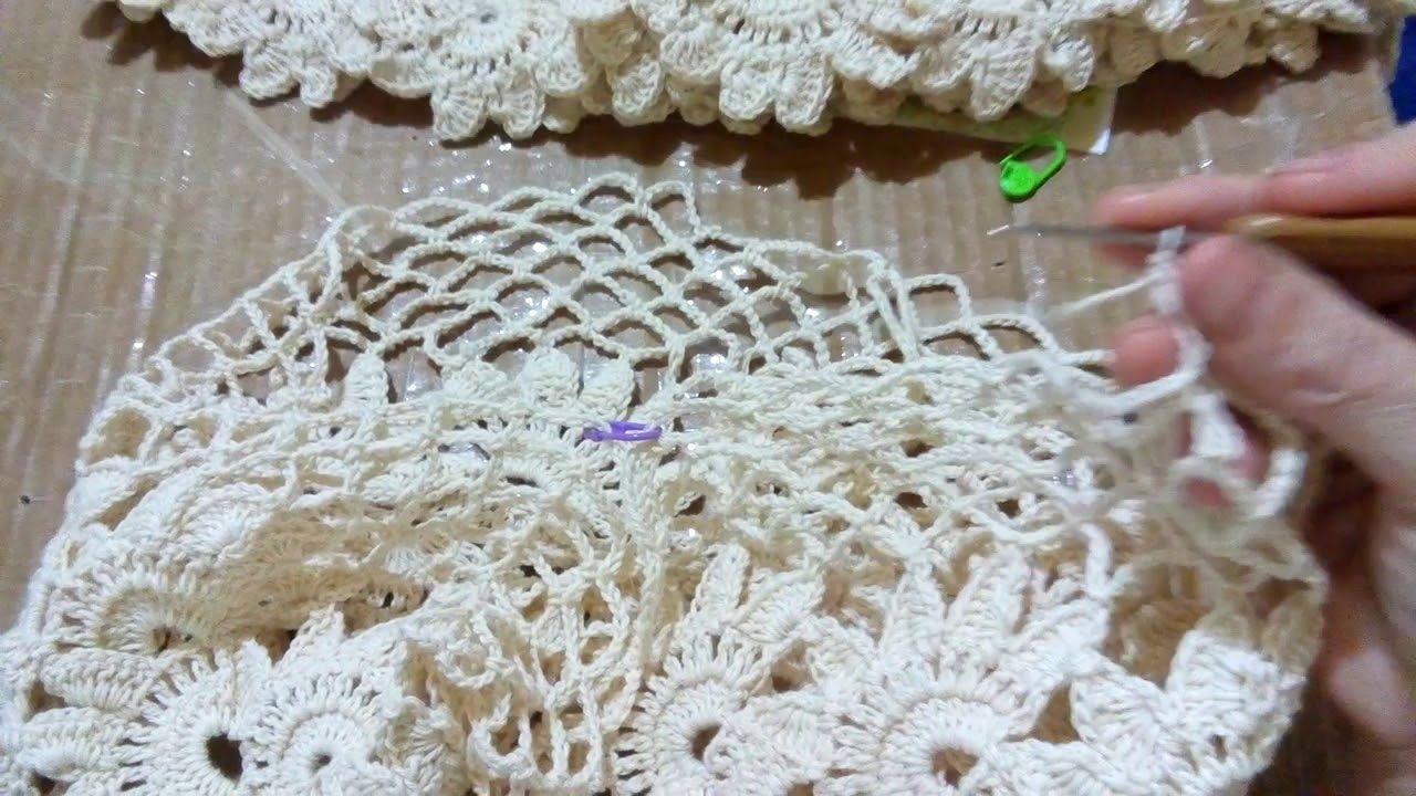 Madame Craft: Casaco com rosetas em crochê   Crochet clothes