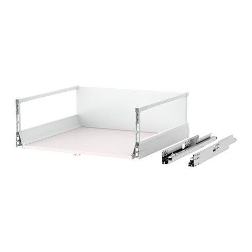 Maximera Drawer High White 36x24 Quot Drawers Ikea