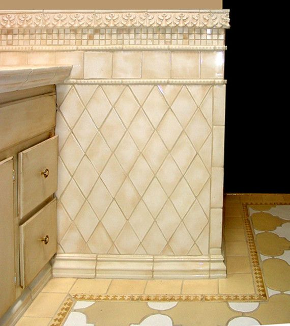 Decorative Tile Borders Bathroom Tile Ideas Houzz  Ideas  Pinterest  Bathroom Tiling