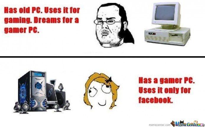 14 Choice Pc Gamer Memes That Will Make You Laugh Memes Gamer