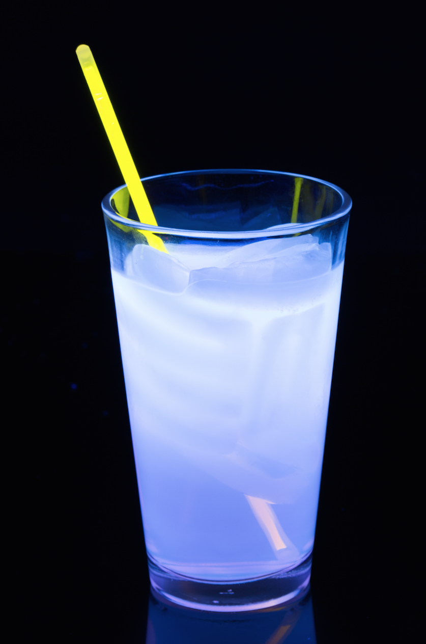 Light Summer Cocktail Recipes: 5 Super-Cool Glow-In-The-Dark Halloween Treats