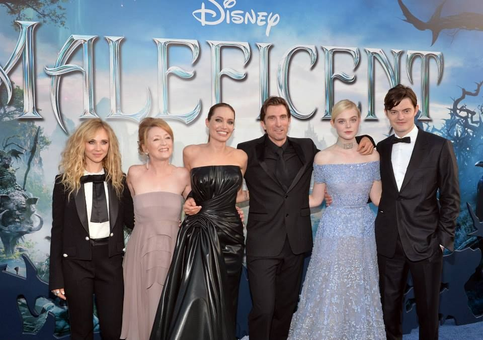 World Premiere Maleficent May 28 2014 Daily Disney