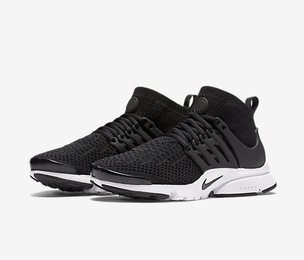 Nike Air Presto Ultra Flyknit - Baskets Femme Nike - Bon-Shopping.com.  Collection De ChaussuresTout ...