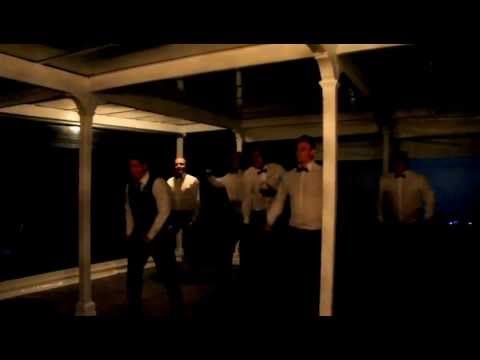 One Direction - One Thing ; Groom and groomsmen Dance at wedding reception