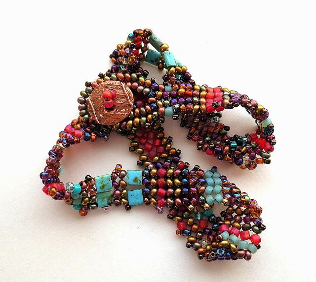 Art Bead Scene Blog Handmade Jewelry Designs Beaded Bracelets
