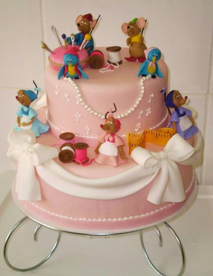 Personajes cenicienta rosina color Pinterest Cake Amazing