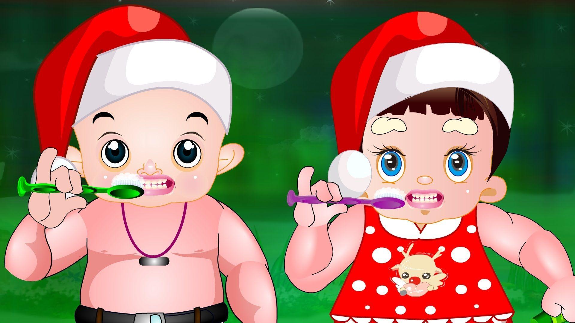 Brush Your Teeth Nursery Rhyme The Good Habits Song Kids