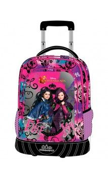 Mochila Trolley Descendants Dragon 2 ruedas