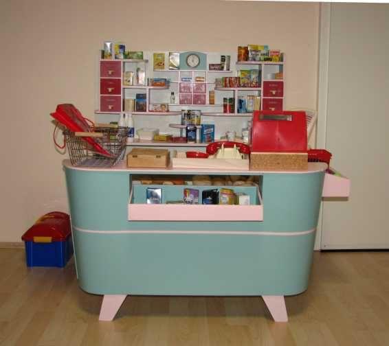 kaufladen 60er back from my old days pinterest. Black Bedroom Furniture Sets. Home Design Ideas