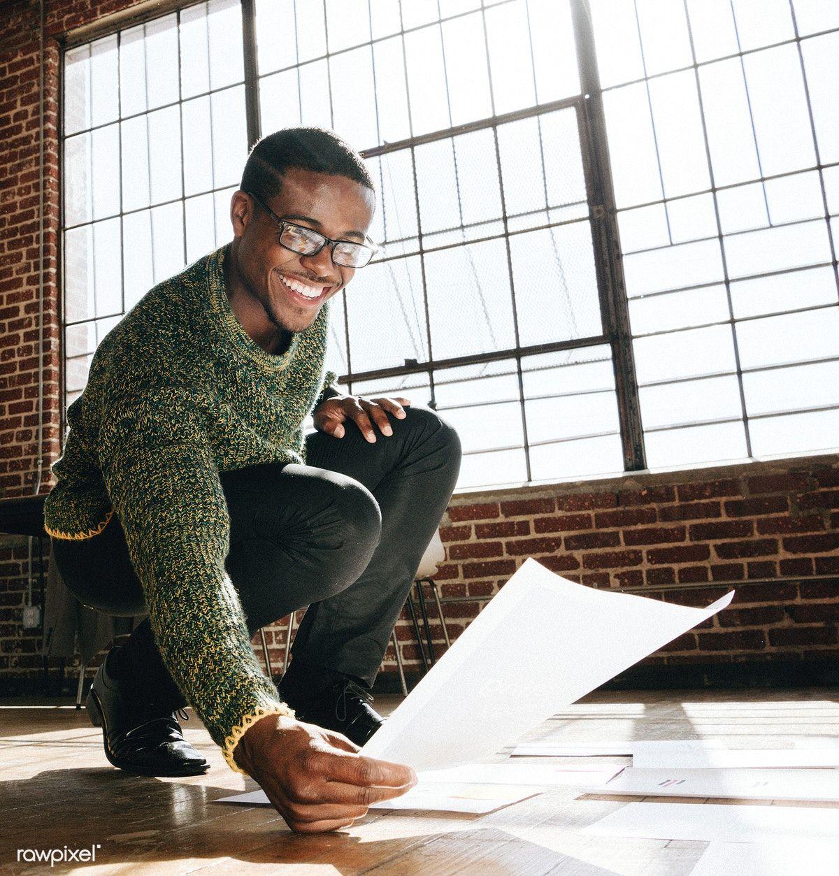 Download Premium Photo Of Businessman Planning A Marketing