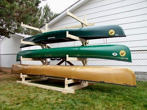 Photo of Best Strategies for Canoe and Kayak Storage Bending Branches canoeingtips