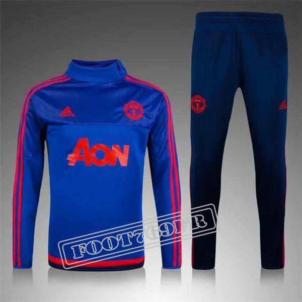 ensemble de foot Manchester United nouveau