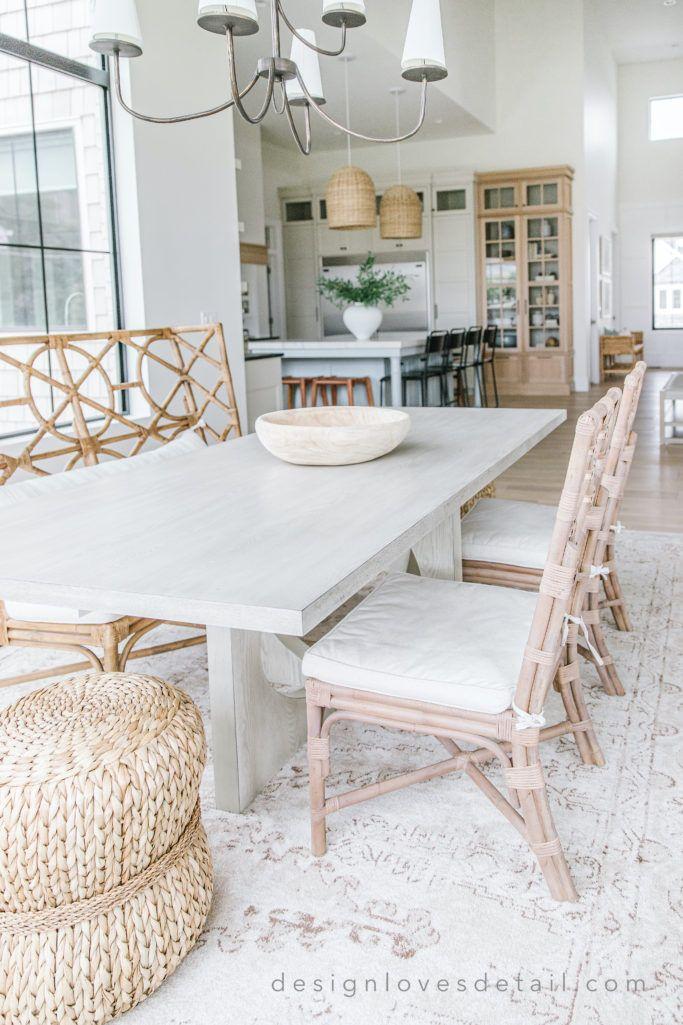 EuropeanOrganicModern: New Dining Table!
