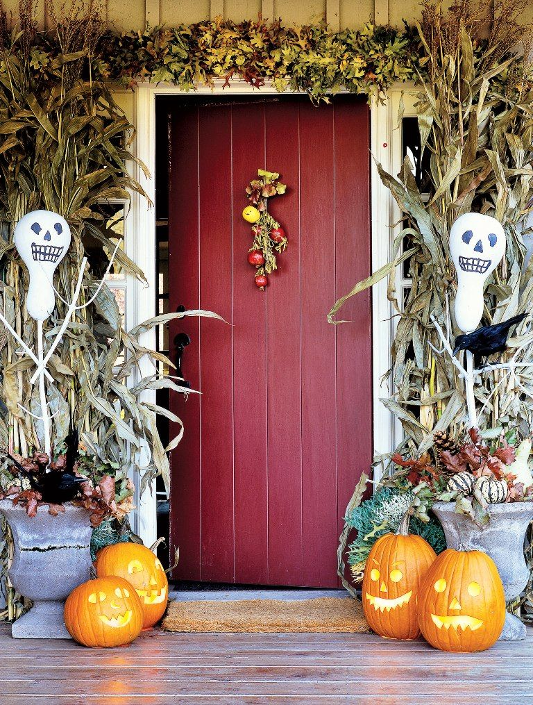 15 Outdoor Halloween Decorations Ideas Ideas, Outdoor halloween - ideas halloween decorations