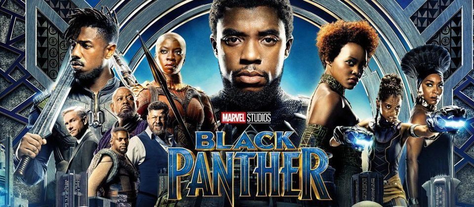 Review Marvel S Black Panther Is Politically Passionate Blockbuster Filmmaking Superhero Film Black Panther Images Black Panther