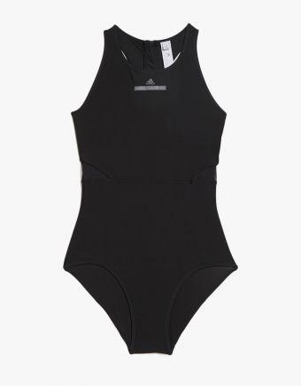 Zip Swimsuit in Black