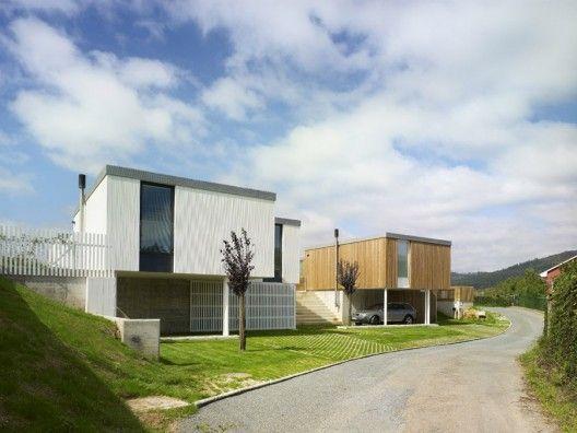 Bertamiráns, Ames, España modul enebolig 208,75 m2