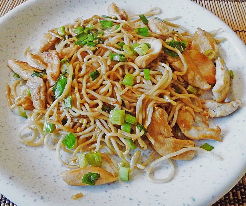 Photo of Asian fried noodles from Leen   Chef