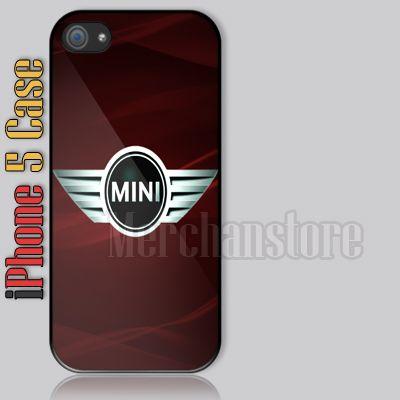 Mini Cooper Cars Logo Custom iPhone 5 Case Cover   #phonecases #iphone #cases #hardcases #casecovers #iphone5