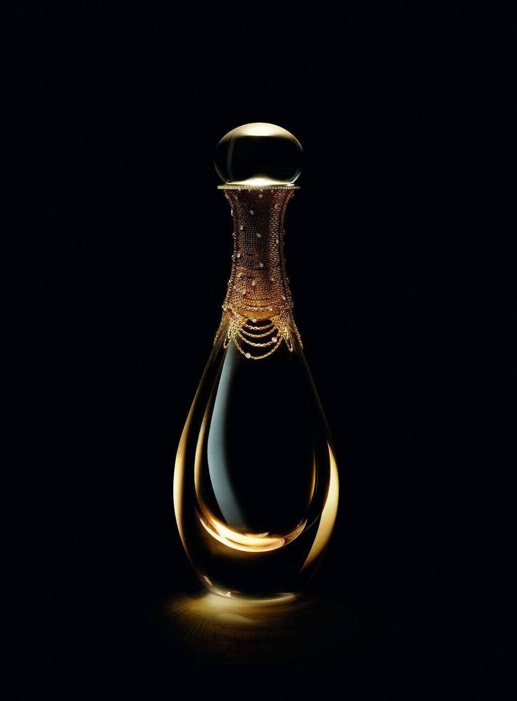 Dior On Packag Beautiful Perfume Black Gold Perfume Bottles