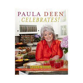 Shop Paula Deen Celebrates at CHEFS.