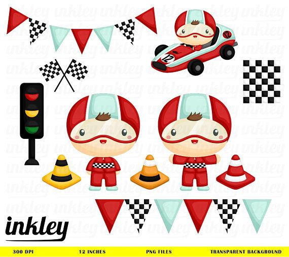 Racer And Car Clipart Cute Kid Racing Clip Art Kids Activity Free Svg On Request Clip Art Kids Clipart Free Activities For Kids