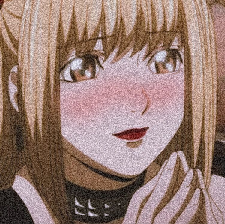 Icon*+ em 2020 Menina anime, Mangá death note, Anime