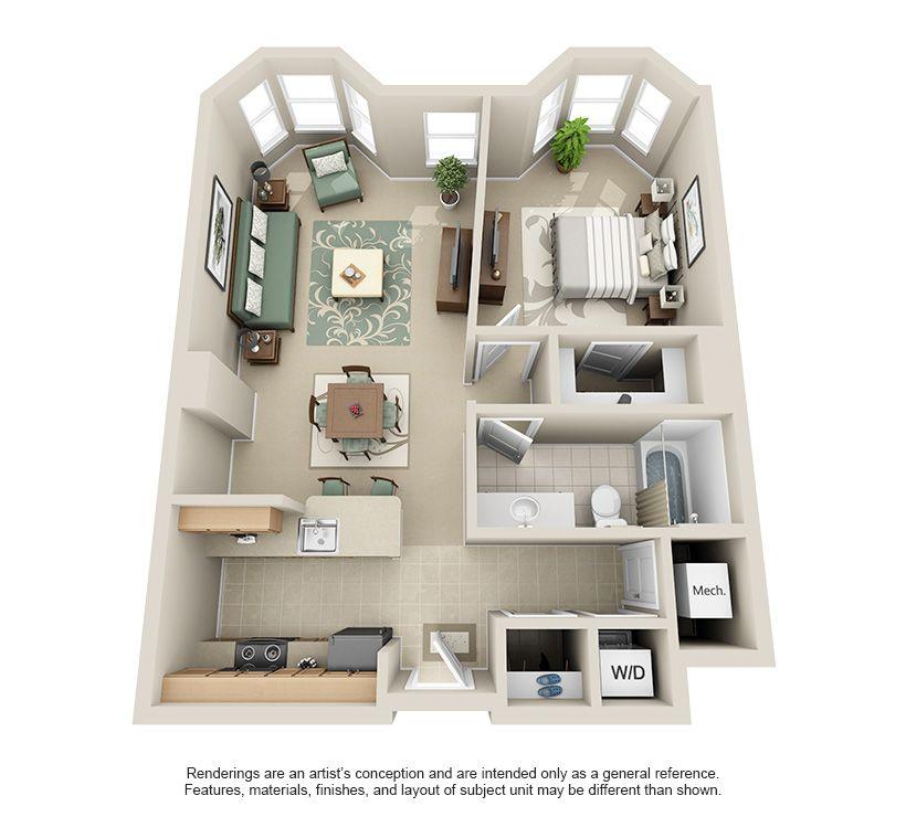 Suite A Floorplan Guest House Plans Sims House Sims House Design