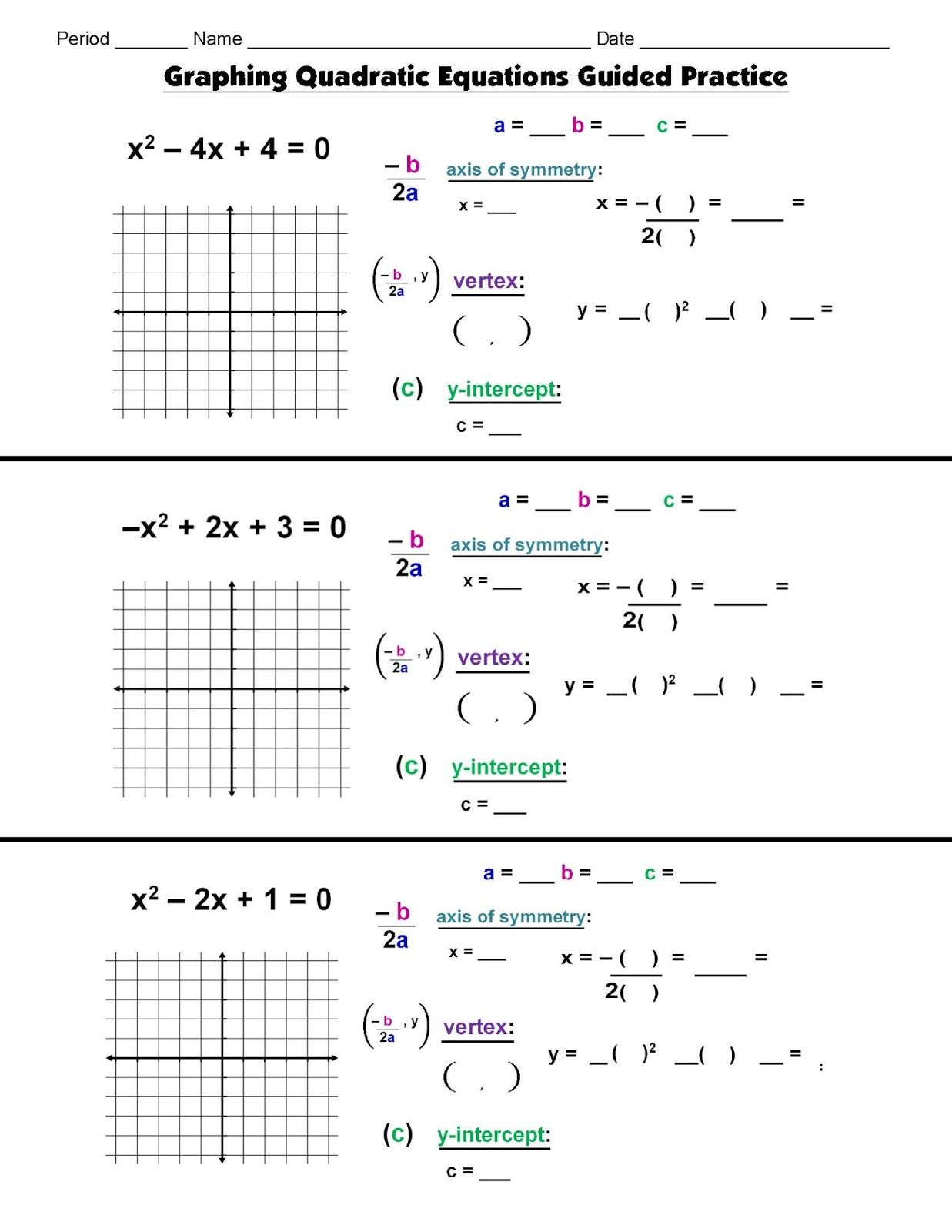 algebra resources my quadratic unit my blast from the past algebra resources my quadratic unit