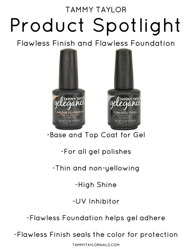 â ¤ Tammy Taylor Product Spotlight Flawless Finish and Flawless ...