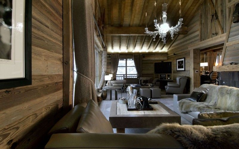 Chalet Grande Roche | Chalet style, Interiors and Ski chalet