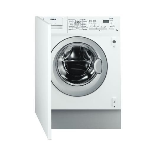 Aeg Fully Integrated Washing Machine Home And Garden Design Ideas