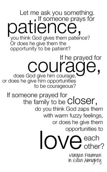 Quotes From Evan Almighty - Google Search