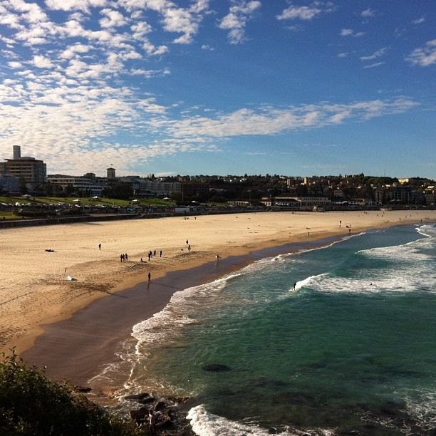 Bondi Beach, Sydney  captainfifi via Instagram