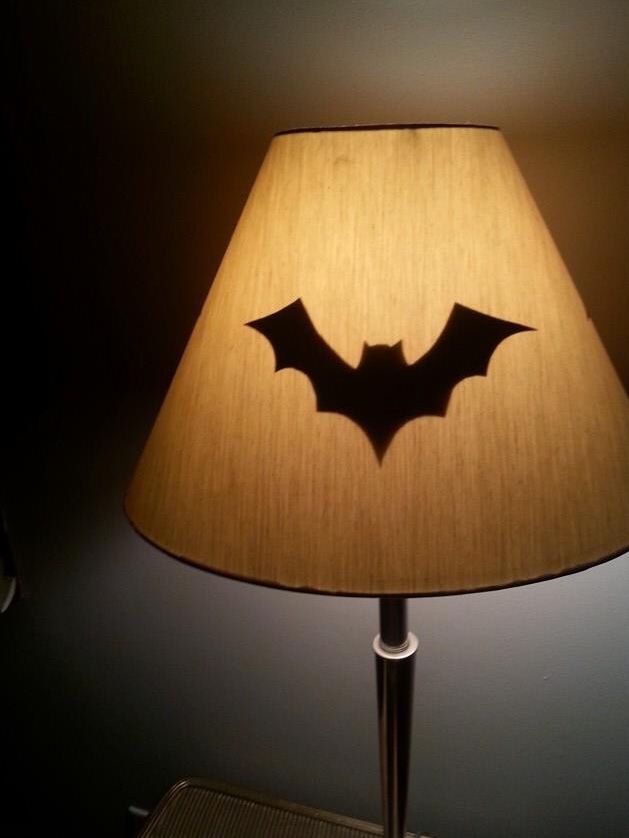 Kids room -the Bat signal Halloween Decorating/Party Pinterest - halloween milk jug decorations