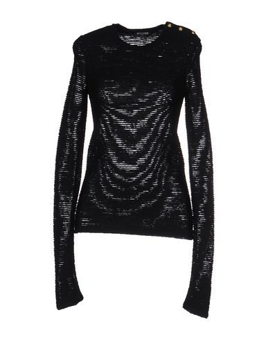 BALMAIN Sweater. #balmain #cloth #dress #top #skirt #pant #coat #jacket #jecket #beachwear #