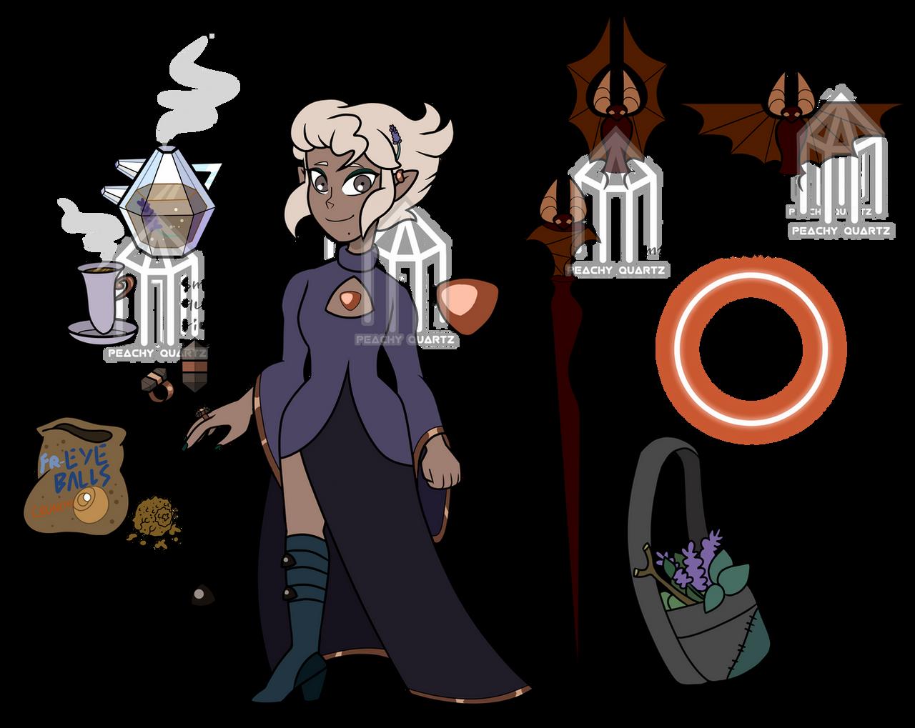 The Owl House Oc Amala By Tinylittledeer On Deviantart Owl House Character Design Character Design Inspiration