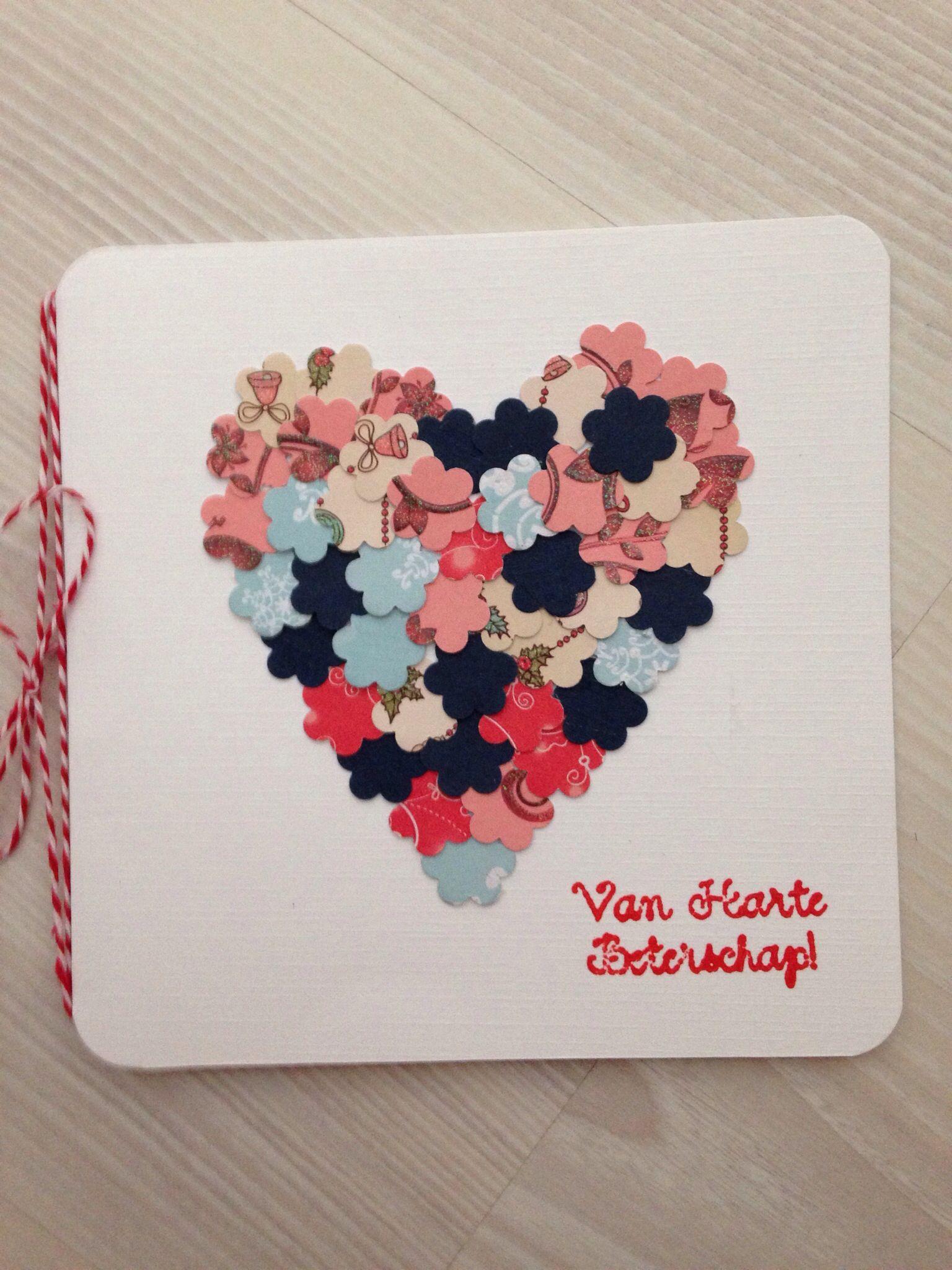 Pin Van Anneleen Papen Op Eigen Kaartcreaties Kaarten Maken Kaarten Creatief