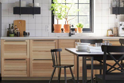 Meubles De Cuisine Ikea Torham Home Kitchens Kitchen Kitchen Essentials