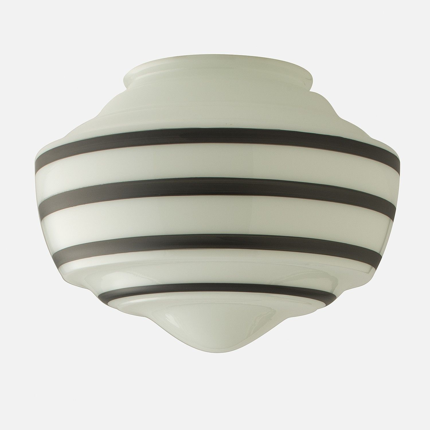 Perhaps replacing the current pendant shades with these ... on Wall Sconce Replacement Parts id=23817