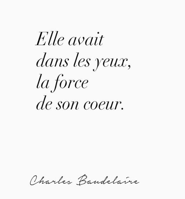 95 Best Poemes Citations Images French Quotes Baudelaire Quotes
