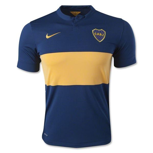 Boca Juniors 14/15 Home Soccer Jersey