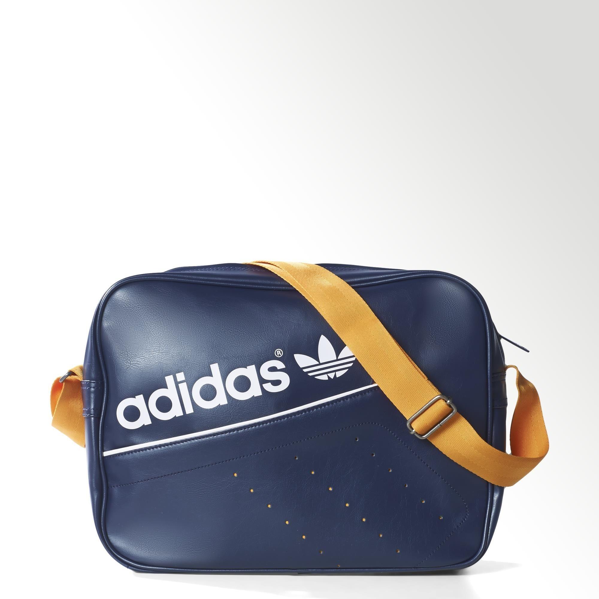 d2f0bdc7d4 DOD - Le sac bandoulière perforé Airliner affiche un style inspiré des  bagages à mains vintage